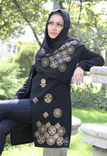 عکس مانتو ایرانی