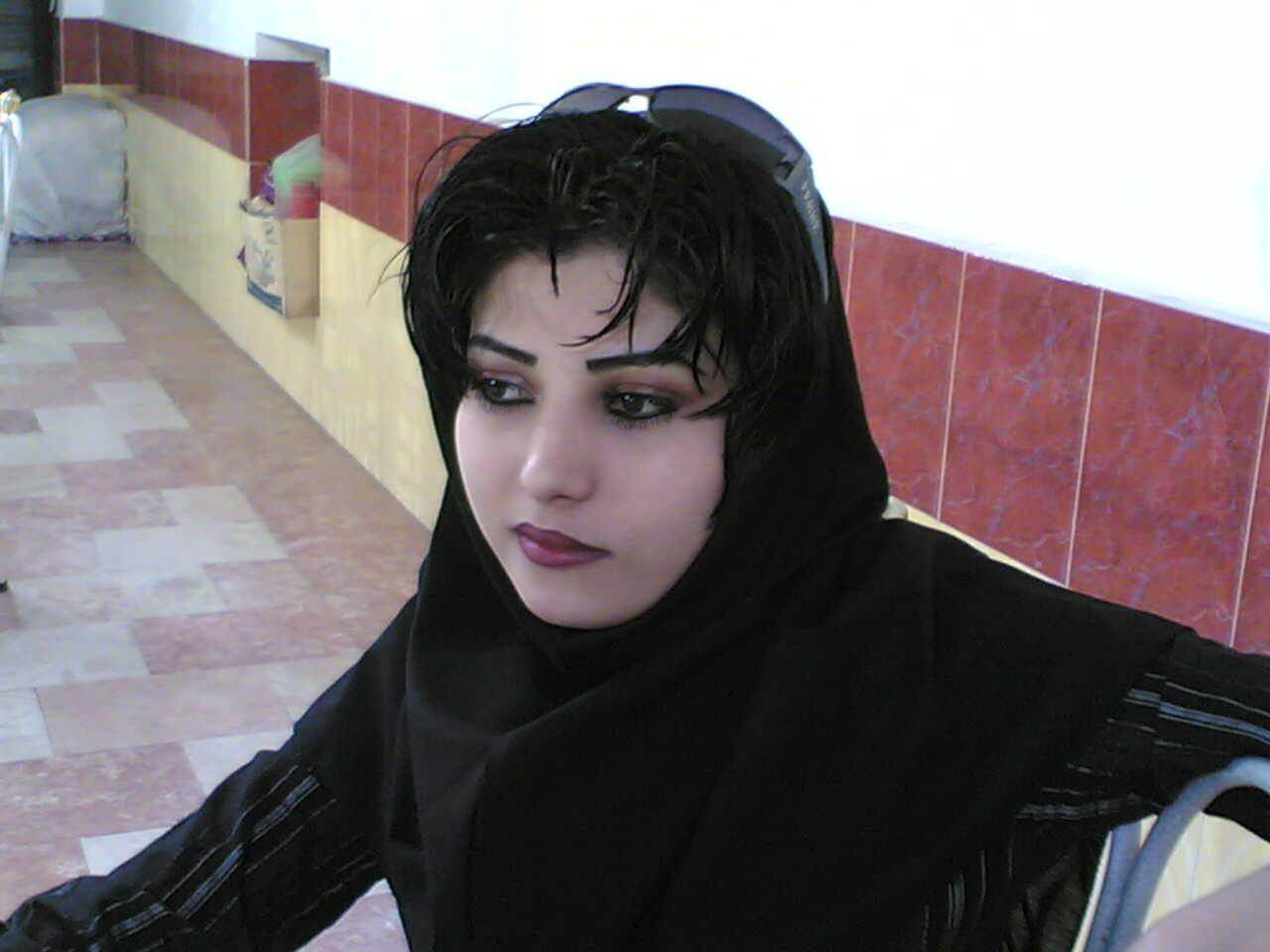 عکس دختر جالب در اصفهان